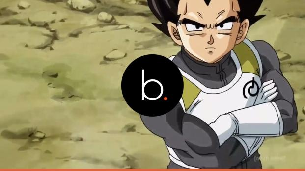 'Dragon Ball Super': Goku shocks Vegeta