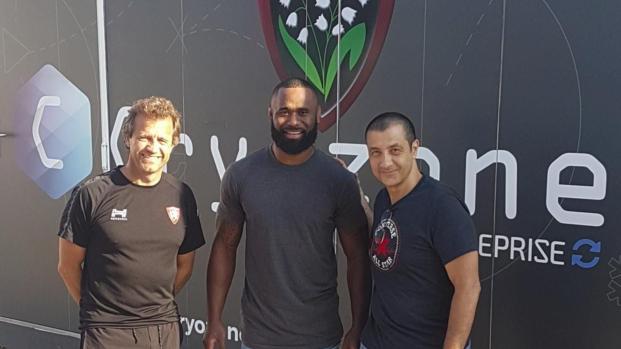Une star du rugby à XIII débarque à Toulon