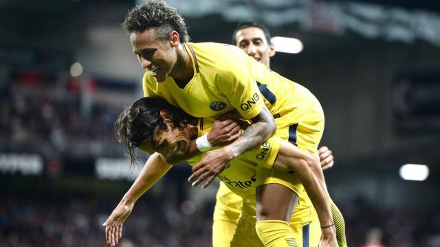 Revelado: Lo que Edinson Cavani dijo a Neymar que provocó una amarga disputa