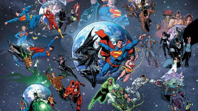 DC Entertainment se raja de su propio universo compartido