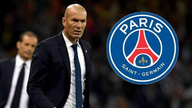 Le PSG a proposé ce contrat astronomique à Zidane !