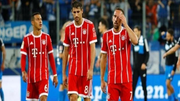 Bayern Munich : Très gros coup dur pour Franck Ribéry !