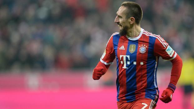 L'incroyable décision de Frank Ribéry !