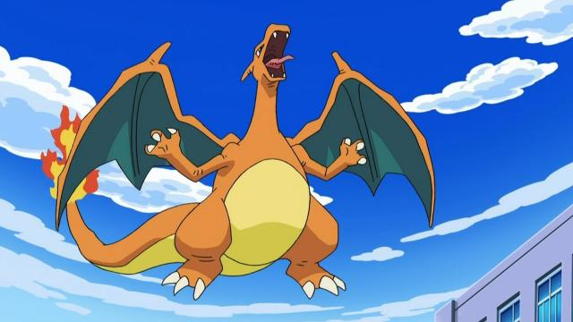 'Pokemon Sun and Moon': how to get the a Charizard?