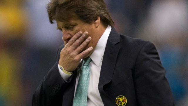 El 'Piojo' revela porque no convocó a Cecilio Domínguez contra Toluca
