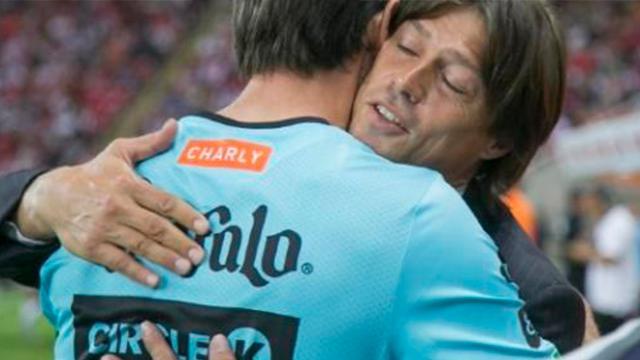 Matías Almeyda y Chivas al borde del precipicio, se terminó el amor