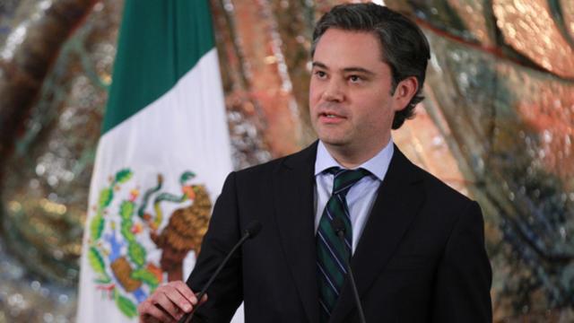 Aurelio Nuño Mayer aseguró que los estudiantes no perderán el año escolar