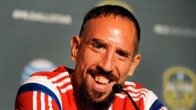 El secreto mejor guardado de Frank Ribéry sale a la luz