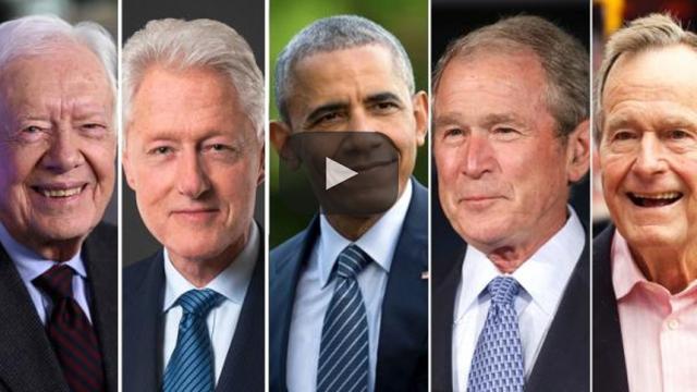 Expresidentes organizan concierto para víctimas en Estados Unidos