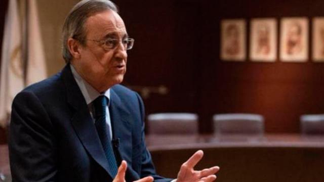 Florentino Pérez prepara su venganza con un fichaje millonario