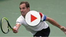 Tennis-ATP : Richard Gasquet chute à Tokyo