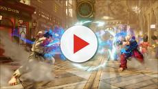 'Street Fighter V: Arcade Edition' official details.