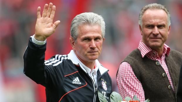 Jupp Heynckes de retour sur le banc du Bayern