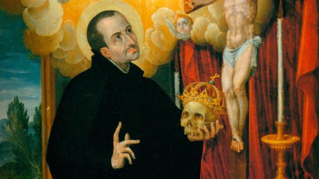 San Francisco de Borja, una obra para el marqués de Villena