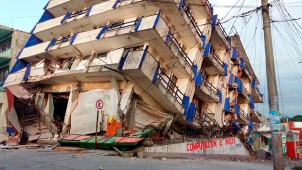 La responsabilidad de la corrupción en las muertes del terremoto