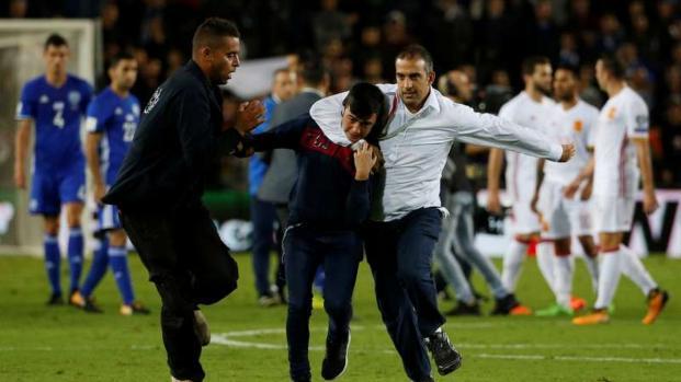 Un joueur du Real Madrid a failli être tué!