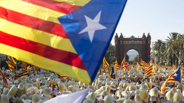 La tencion en Cataluña afecta su cultura