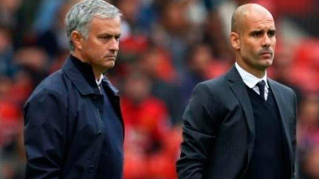 Guardiola y Mourinho se pelean por crack del Barcelona