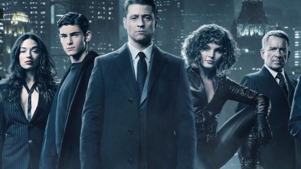 Gotham saison 4 : La naissance de Batman