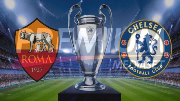 Chelsea-Roma, dove guardarla: diretta tv in chiaro su Mediaset?
