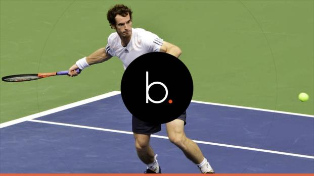 Andy Murray sends positive signs, back to practicing