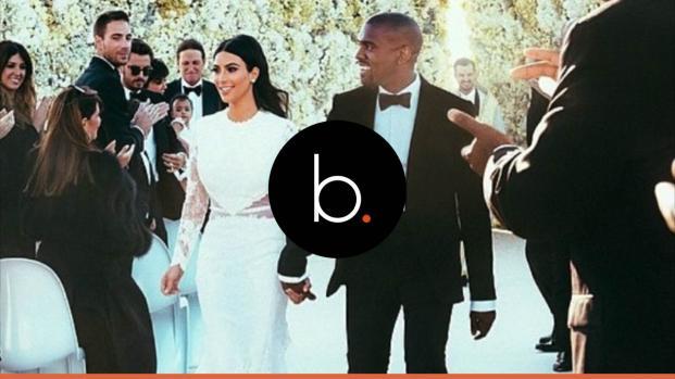Kanye West warned to diet by wife Kim Kardashian