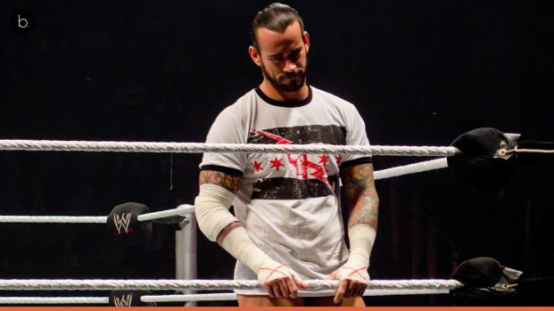UFC: CM Punk busy training with MMA trainer