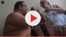 Covarde que bateu na mãe de 84 anos vai ficar preso e pagar multa milionária