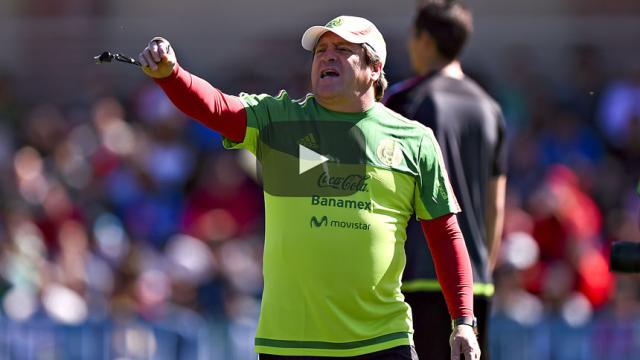Herrera respondió a los rumores sobre su salida del América