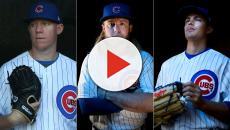 Báez, Arrieta y Davis mantienen con vida a los Cubs en la NLCS vs los Dodgers