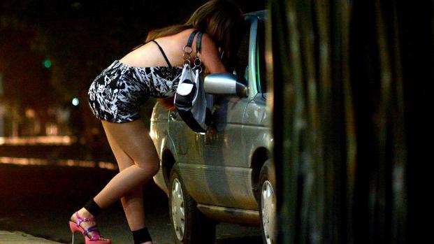 ¿Qué sucede con la prostitución?