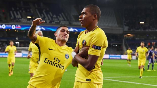 Anderlecht - PSG : Un déplacement sous le signe des Rolling Stones