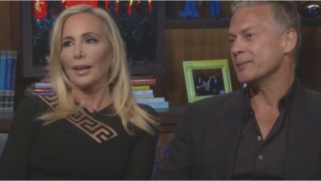 Shannon Beador and husband David are 'just roommates' amid divorce rumors