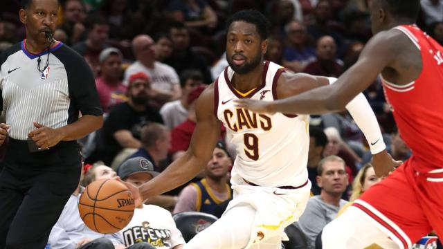 Cleveland Cavs review: First game performances of Dwyane Wade, Derrick Rose