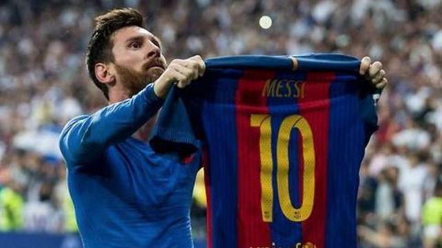 El nuevo récord de Lionel Messi