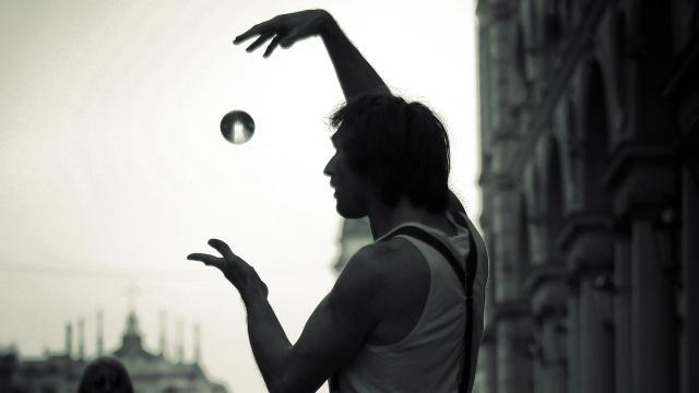 Expresa su creatividad mediante la fotografía