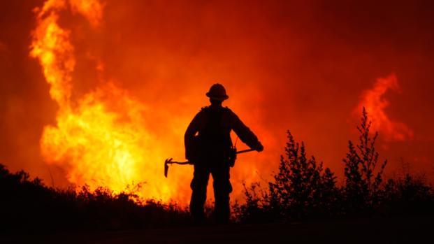 El terrible incendio de Galicia y el posible culpable