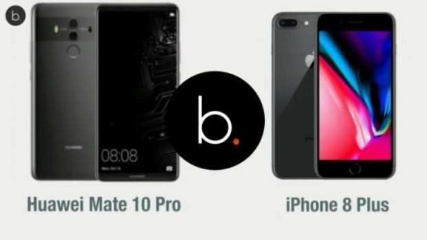Video: Huawei Mate 10 Pro vs iPhone 8 Plus: scheda tecnica a confronto