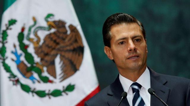 Peña Nieto no reconocerá una declaración unilateral de independencia de Cataluña