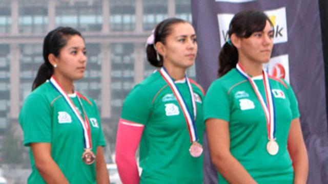 México se apodera de una medalla en el World Archery Champion en CDMX