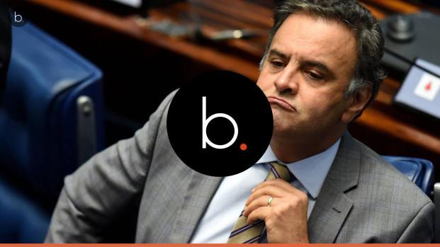 Aécio Neves sofre de PSDB e se surpreende