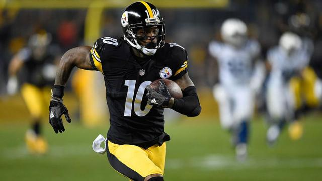 Steelers Martavis Bryant wants to be traded