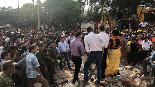 El plan económico de México después del terremoto