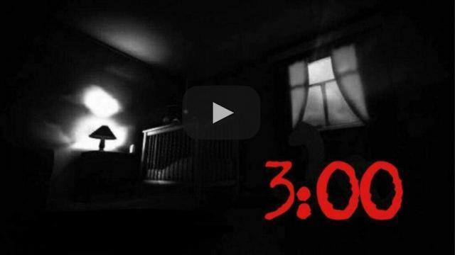 Las 3:00 am, la Hora del Diablo