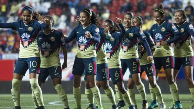 Casi listas las semifinales de La LIGA Femenil MX