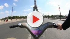 Pollution: le Vélib fait peau neuve à Paris