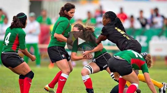 El Rugby femenil en México se prepara