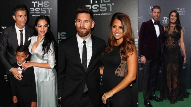 The best, ¿Merecido ganador? Cristiano Ronaldo