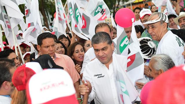 Miguel Riquelme será gobernador