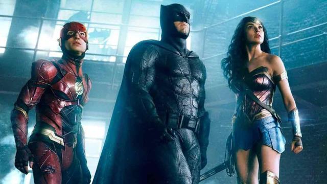 La Liga de la Justicia a menos de un mes de su estreno